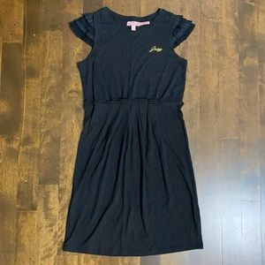 Girls Black juicy Couture dress